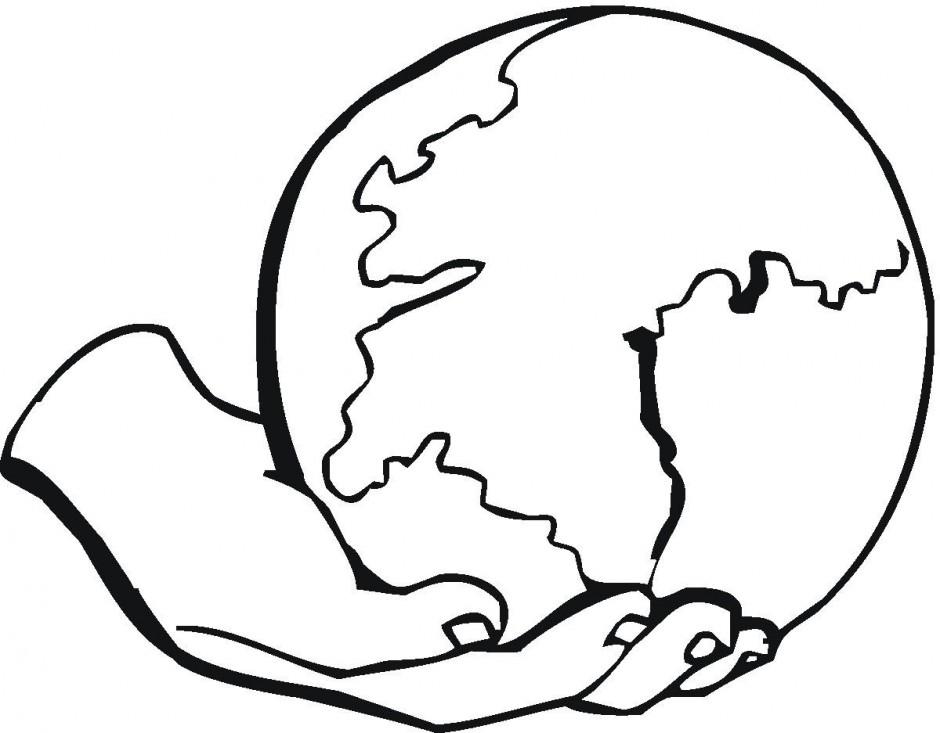 940x733 World Black And White Globe Black And White Globe Clipart Free