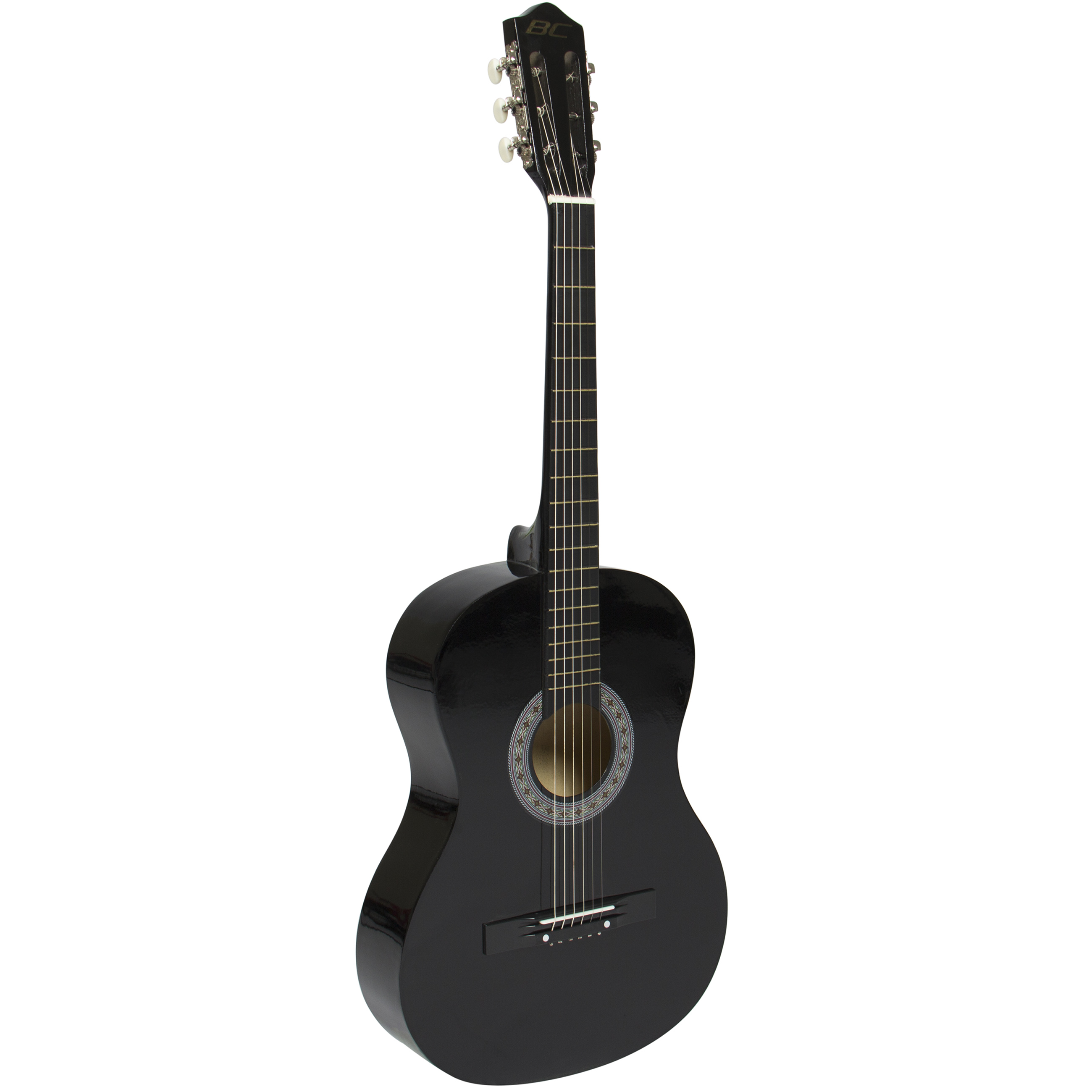 2600x2600 New Beginners Acoustic Guitar W Guitar Case, Strap, Tuner