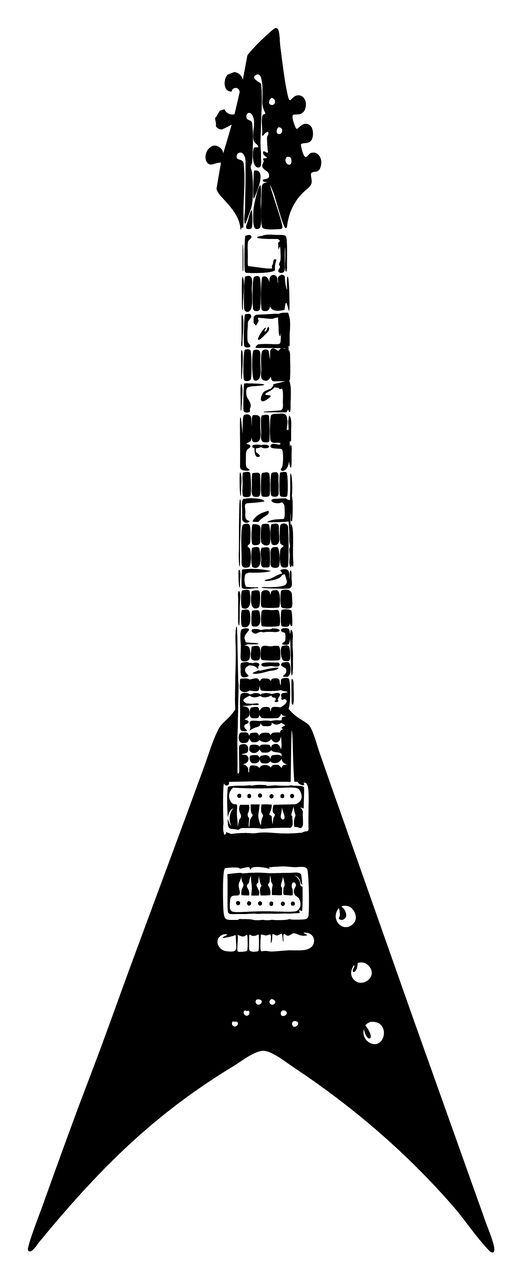 522x1280 Pictures Of A Guitar