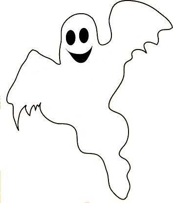 354x414 Halloween Clip Art Free Downloads Halloween Ghost Clip Art