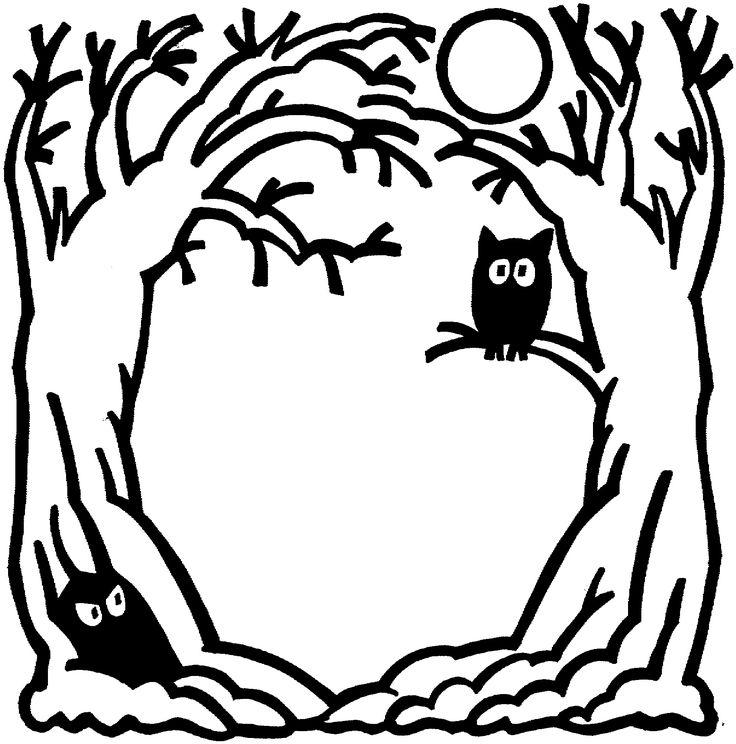 736x744 The Best Free Halloween Clip Art Ideas