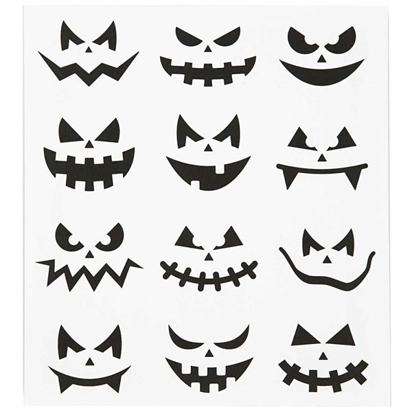 600x600 Free Printable Halloween Pumpkin Clipart Black Amp White Pictures 2017