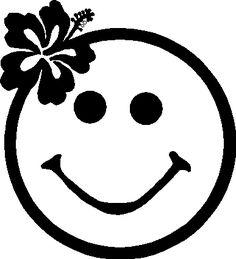 236x259 Drawn Smiley Black And White