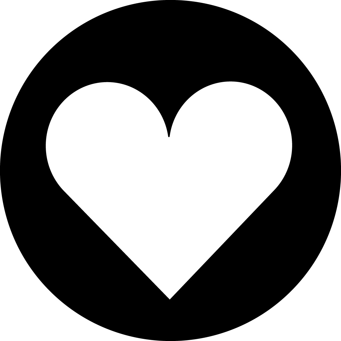 Black And White Heart Pictures | Free download on ClipArtMag