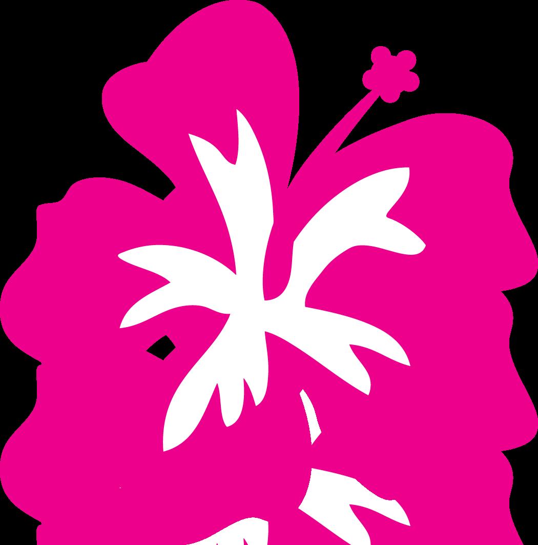 1050x1063 Hawaiian Flower Clip Art Black And White Free 2 Wikiclipart