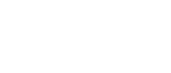 600x257 Black Swirl, Bright Hibiscus Clip Art