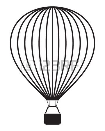 361x450 Air Balloon Royalty Free Cliparts, Vectors, And Stock Illustration