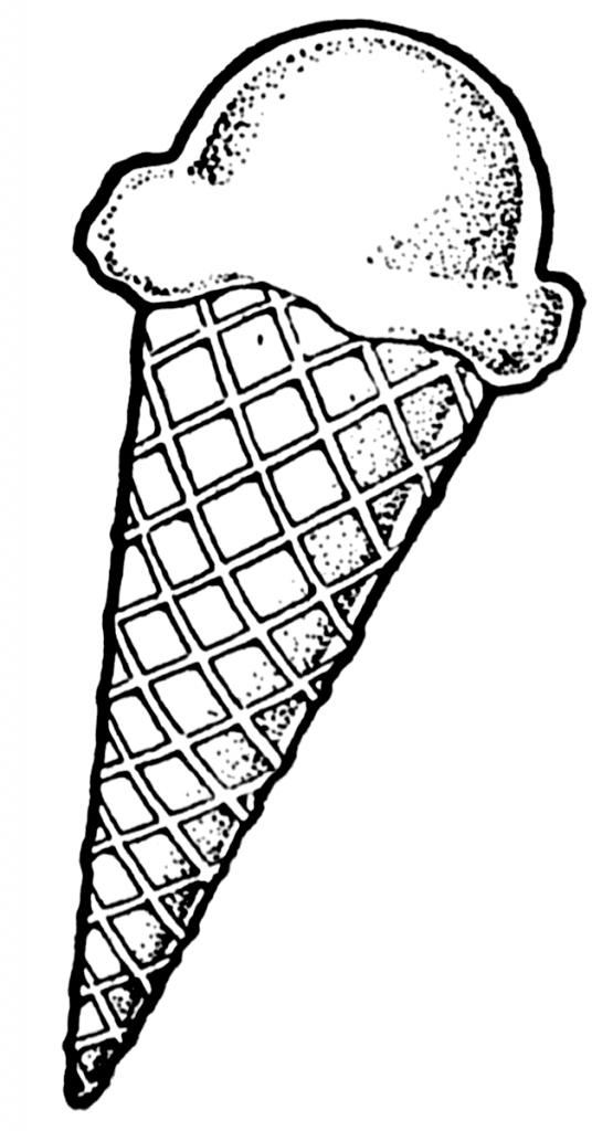 555x1024 Ice Cream Cone Clip Art