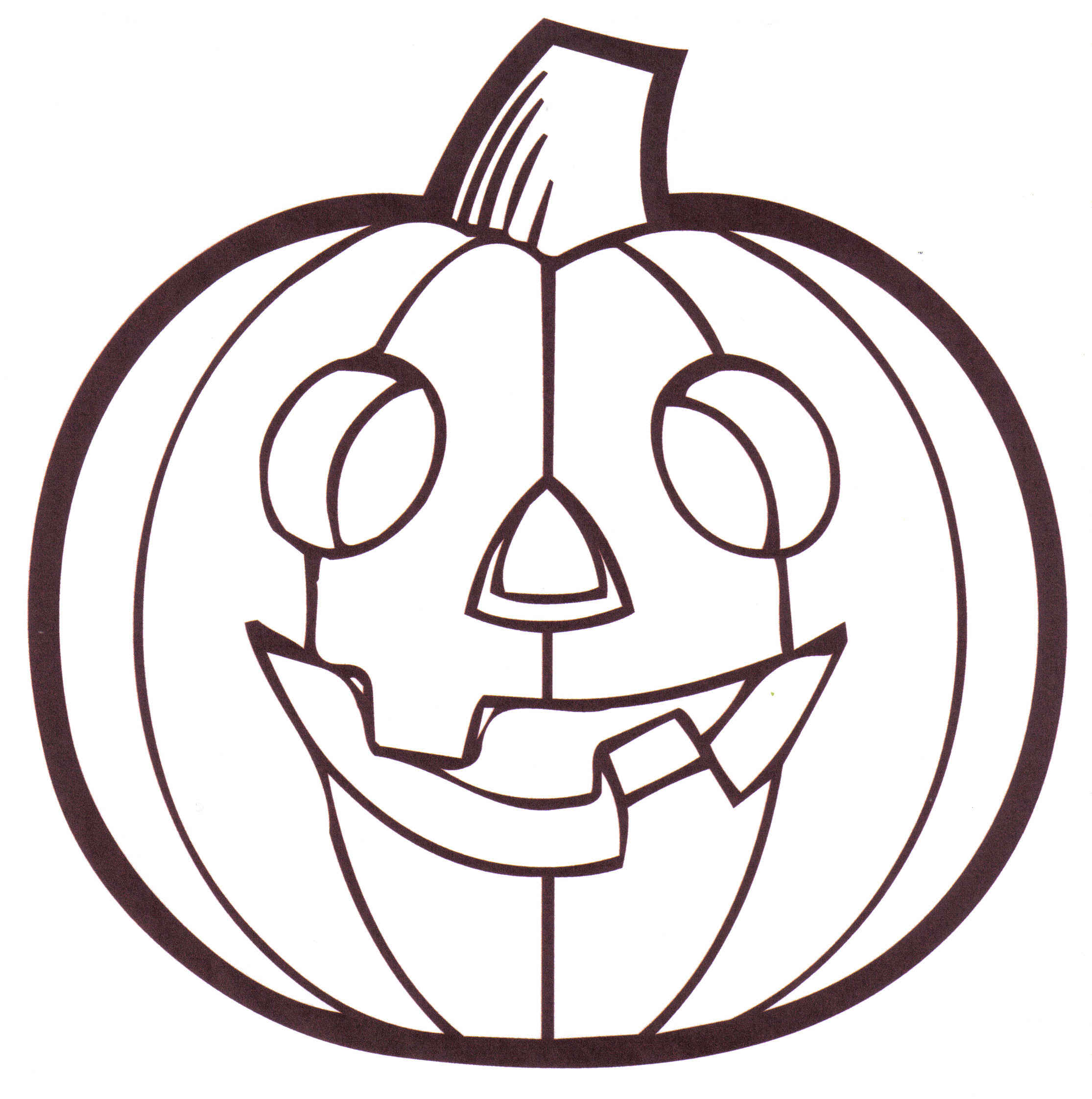 2230x2244 Download Coloring Pages. Free Jack O Lantern Coloring Pages Free