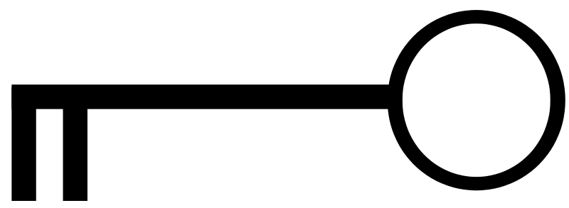 800x293 Key Black And White Clipart Key Black And White 2