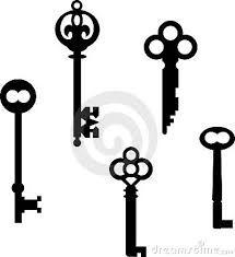 215x235 Best Photos Of Skeleton Key Drawings
