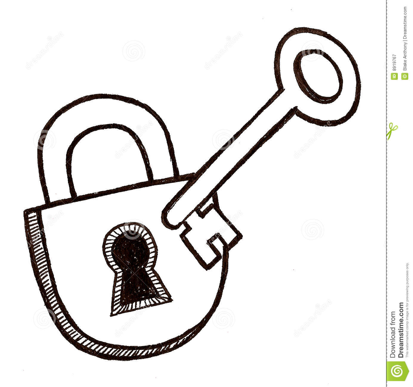 1385x1300 And Key Clipart Black And White