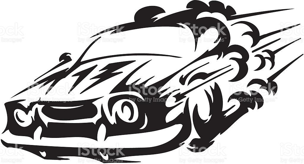 1024x553 Race Car Clipart Street Stock