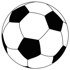 236x236 Clip Art Soccer Ball With Hi Lights Graphic Design
