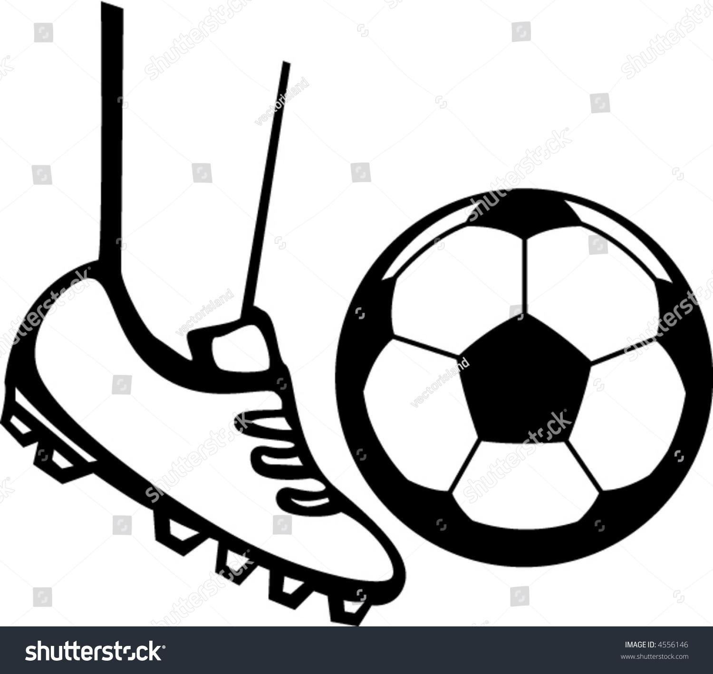 1500x1416 Soccer Clipart Soccer Ball Cleat