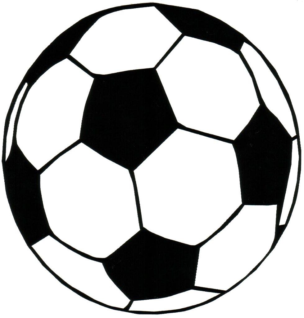 979x1024 Transparent Soccer Ball Clipart 2