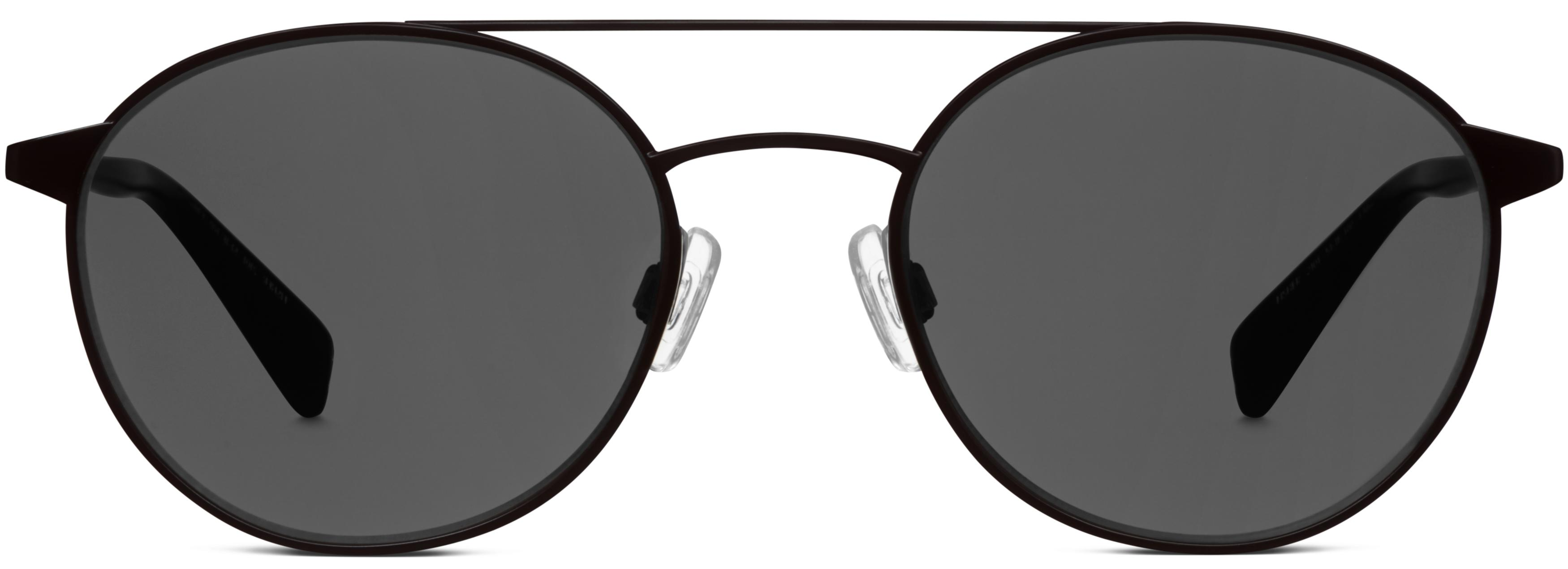 3500x1272 Fisher Sunglasses In Brushed Ink With Classic Grey Lenses For Men