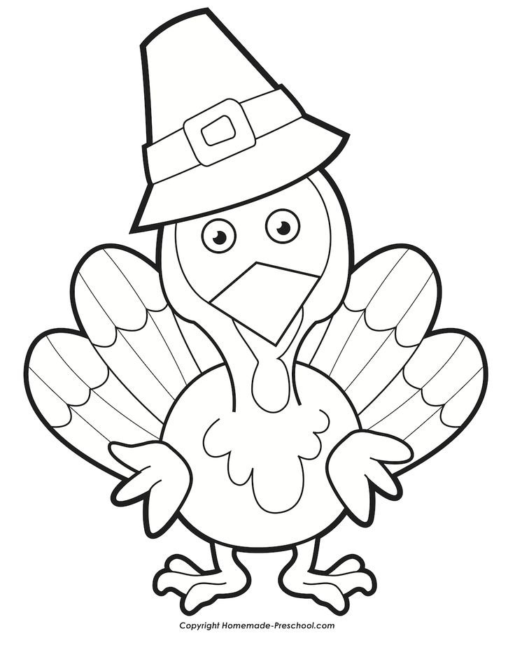 Black And White Thanksgiving Images