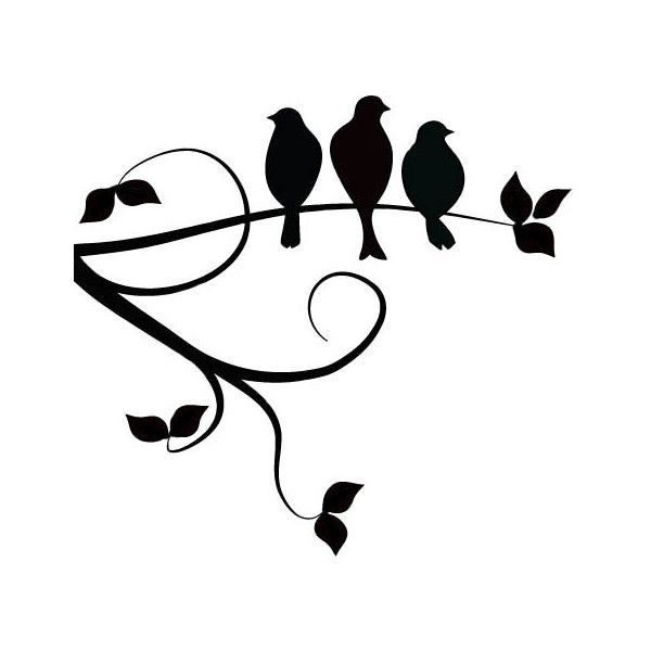 Black And White Tree Tattoos Clipart