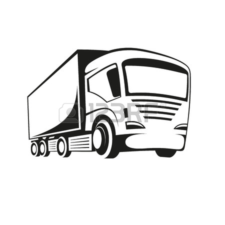 Black And White Truck Images