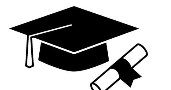 600x315 Graduation Cap Clip Art