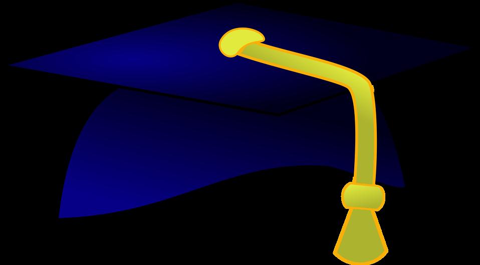958x529 Graduation Clipart Transparent Background