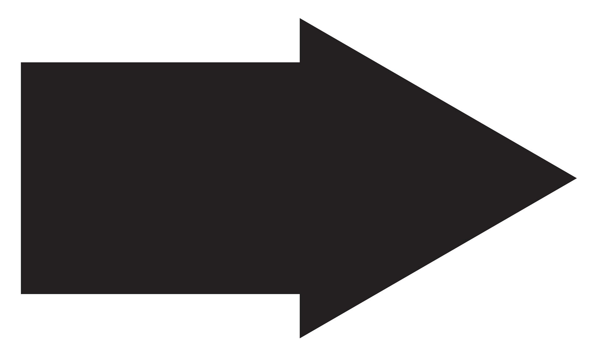 Black Arrow Clipart