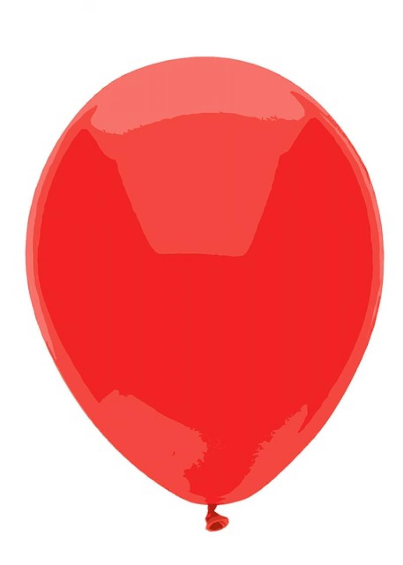 800x1120 Free Clipart Of Black And Red Balloons