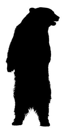 236x464 Animal Silhouettes Arthur's Free Animal Silhouette Clipart Page