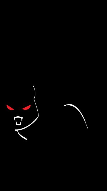 Black Cats Clipart