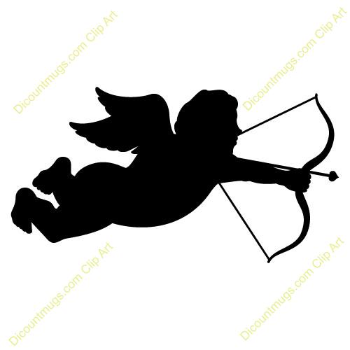 500x500 Cupid Clipart Art