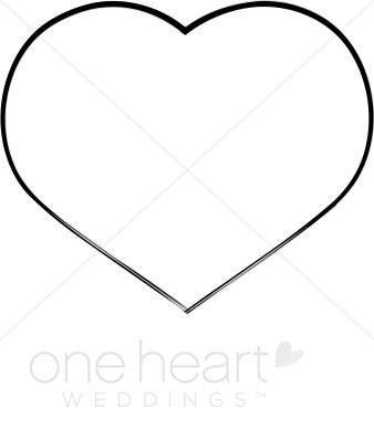338x388 Clipart Big Heart Cupid Heart Images