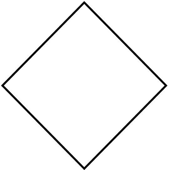 550x545 Diamond Shape Logo.png Shapes Logos Shape