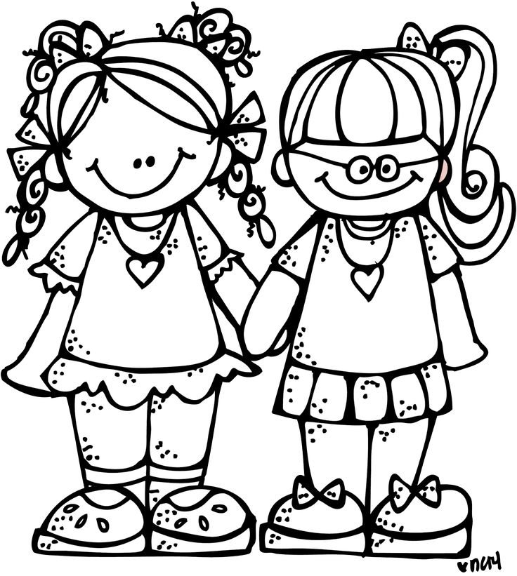 736x821 Family And Friends Clipart Black And White