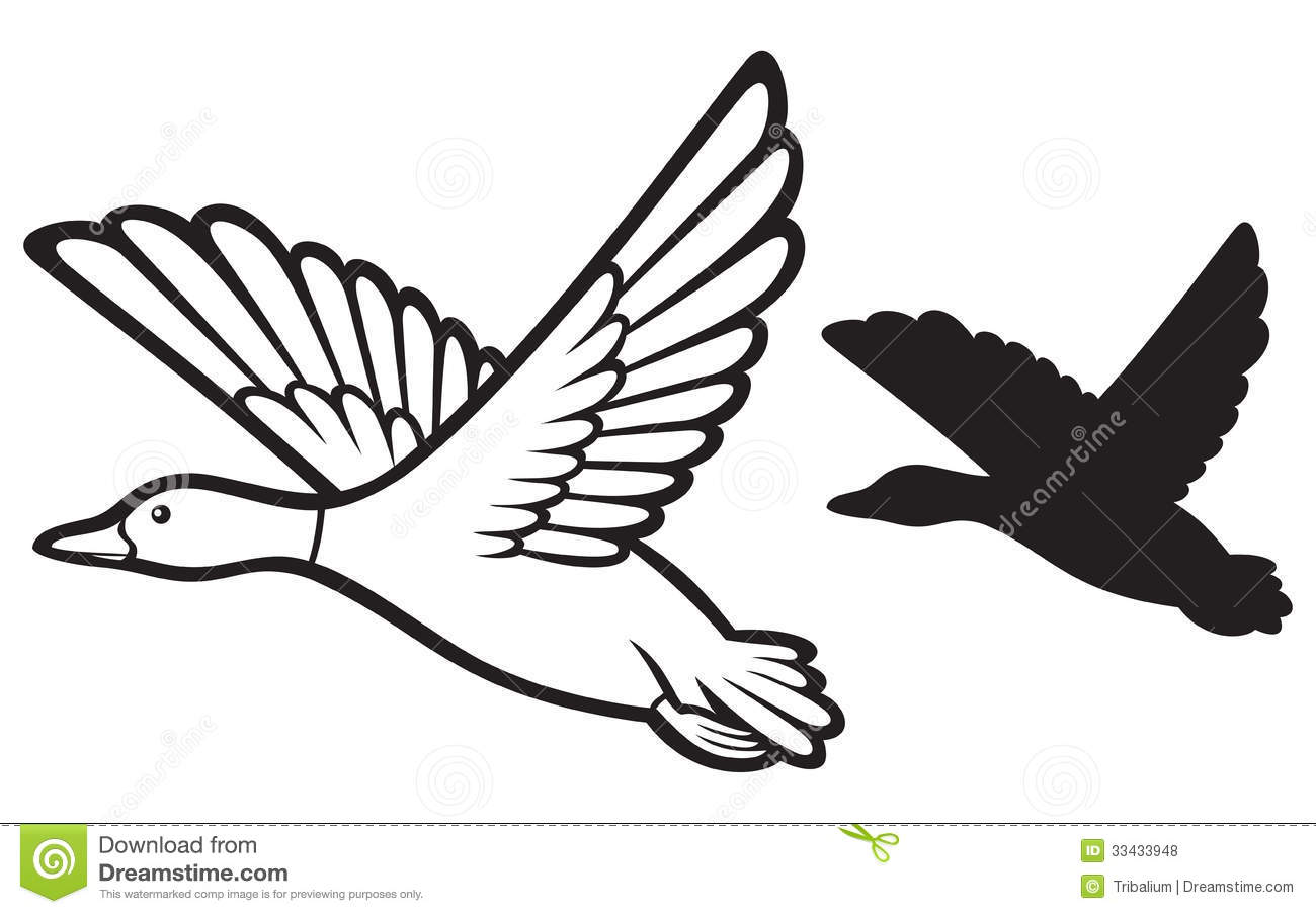 1300x903 Flight Clipart Black And White