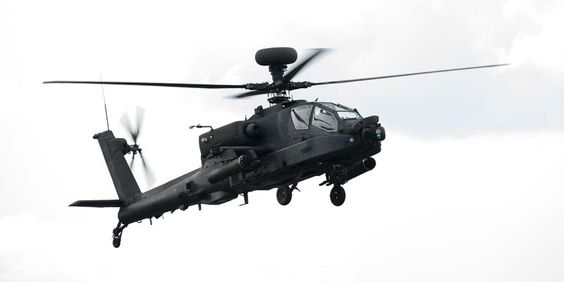 564x282 Images For Gt Apache Helicopter Silhouette Beachwood Mural