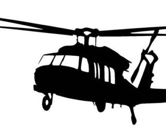 340x270 Uh 60 Blackhawk Clipart