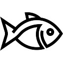 128x128 Fish Outline Vectors, Photos And Psd Files Free Download