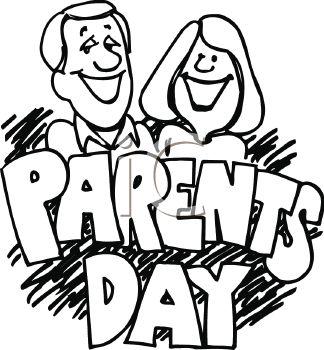 324x350 Parents Day Clip Art