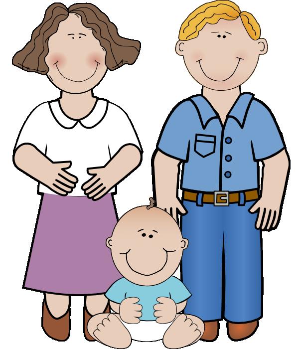 598x700 Parents Clipart