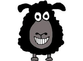 Black Sheep Clipart
