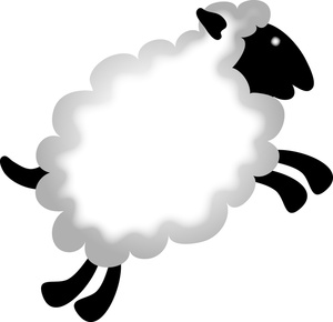 300x290 Clip Art Lamb Sheep Clipartix