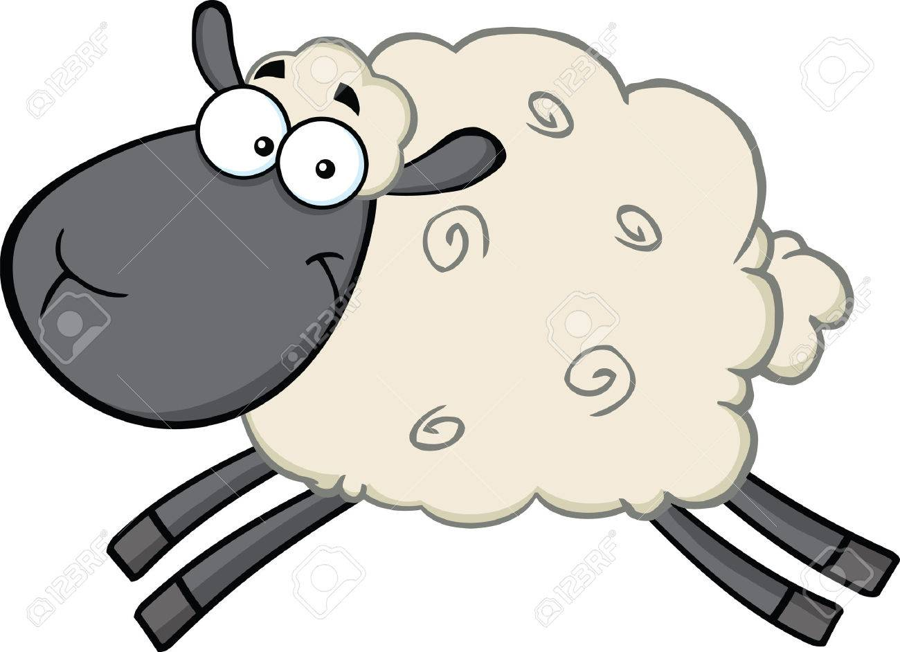1300x942 7,140 Black Sheep Stock Illustrations, Cliparts And Royalty Free