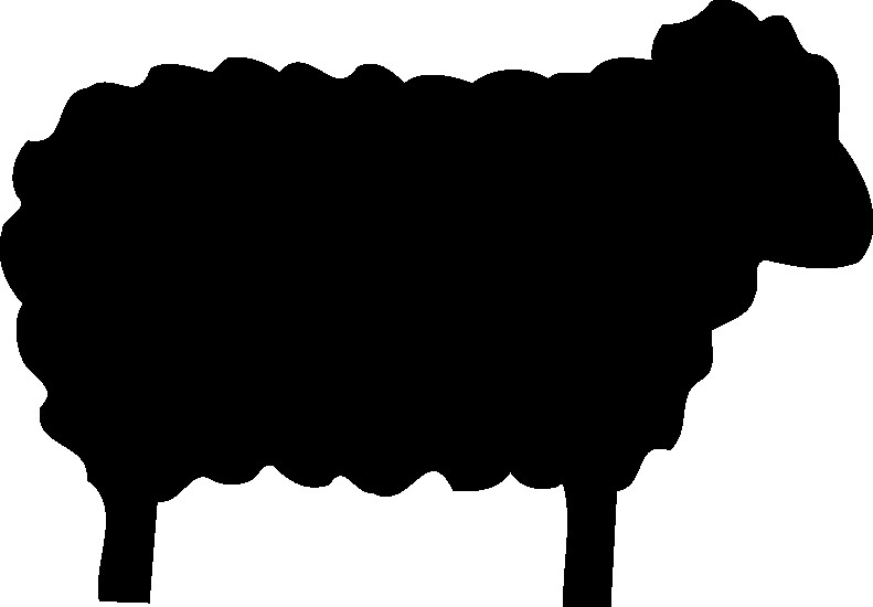 791x550 Sheep Black And White Baa Black Sheep Clip Art Clipart
