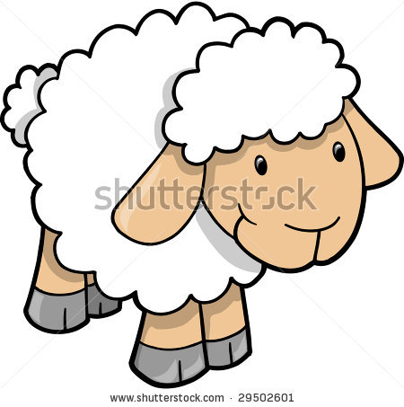 450x453 Sheep Clipart Baa