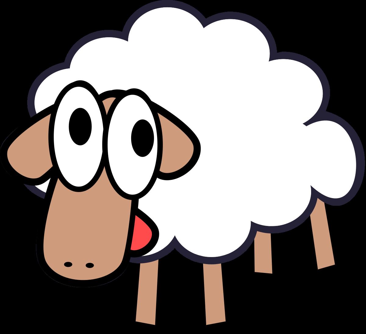1200x1094 Clipart Sheep