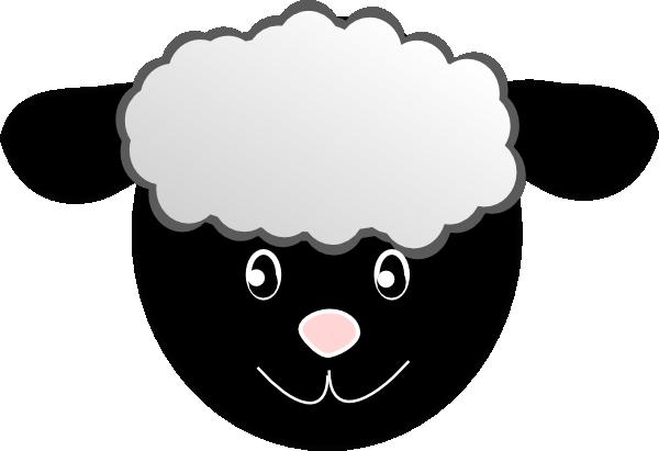 600x411 Black Sheep Clipart