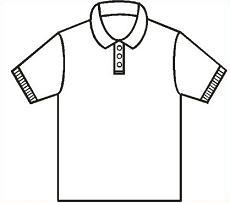 230x203 Maroon Clipart Polo Shirt