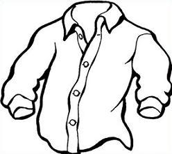 248x221 Shirt Clipart Formal Shirt
