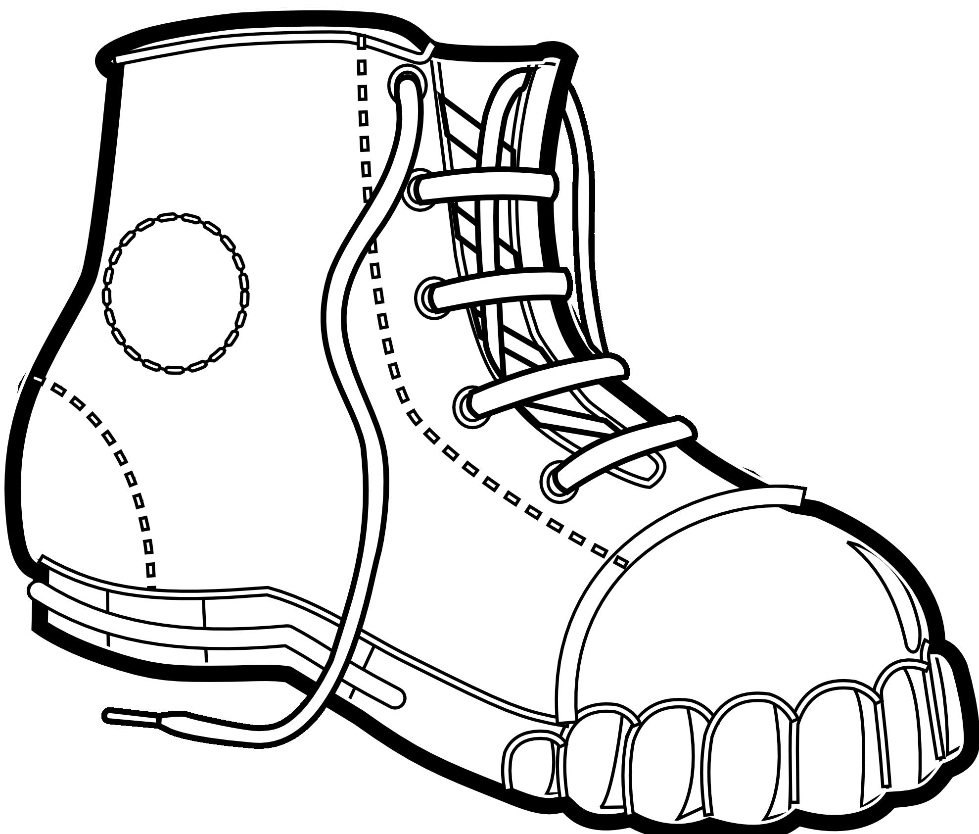 1979x1685 Shoe Clipart Clothes